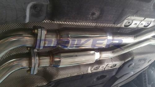 BMW 335i-排氣管全段改裝-(1)