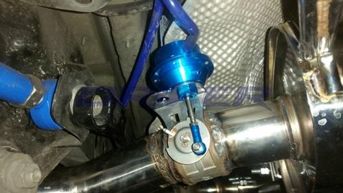 BMW 335i-排氣管全段改裝-(3)