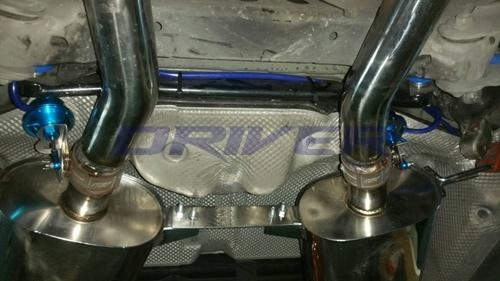 BMW 335i-排氣管全段改裝-(5)