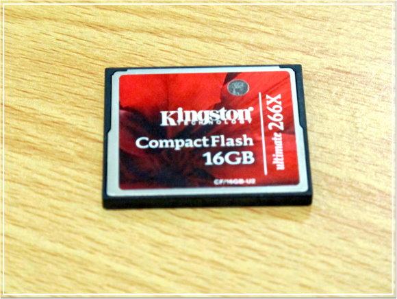 Kingston 16GB CF
