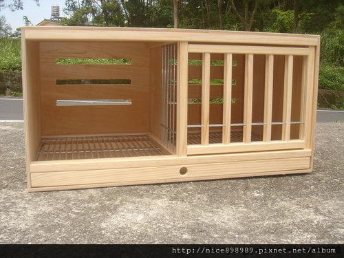 賽鴿種鴿通用調節配對巢箱中規格拉門式(量產標準型)