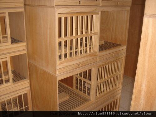 種鴿配對巢箱可調節配對型可堆疊可單一間開放式配對