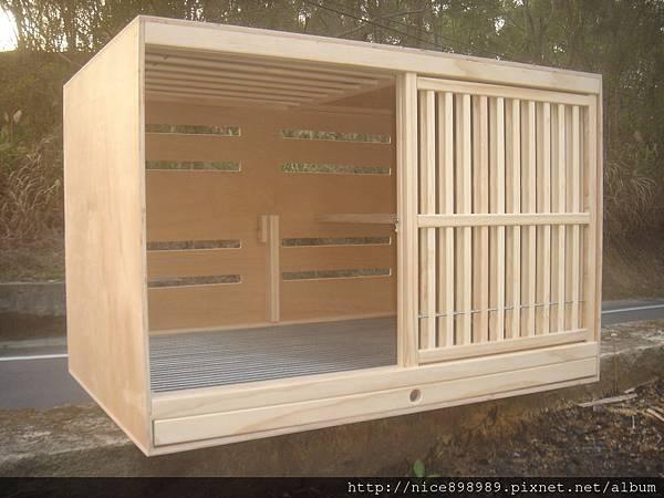 種鴿配對巢箱蛋盤中置型可堆疊可單一間開放式配對(特大規格)