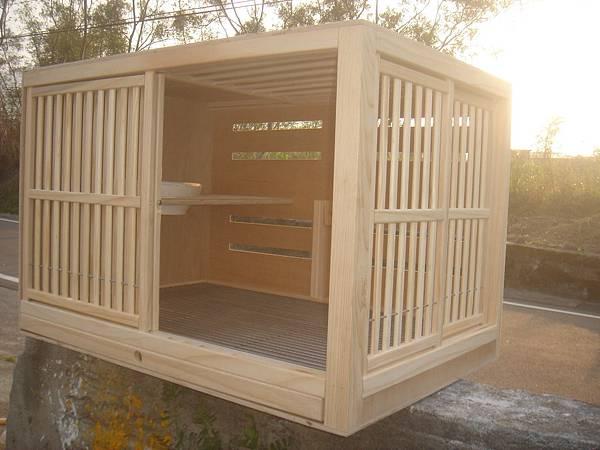 種鴿配對巢箱蛋盤中置型可堆疊可單一間開放式配對(特大規格此型式雙邊開門)