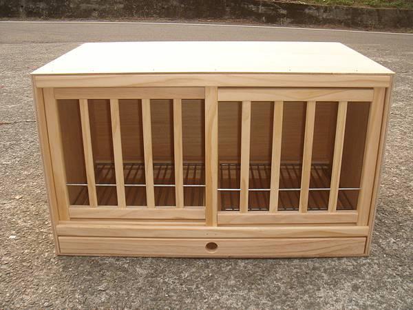 賽鴿小規格量產標準型拉門式巢箱