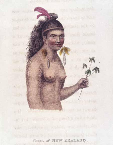 maori-girl