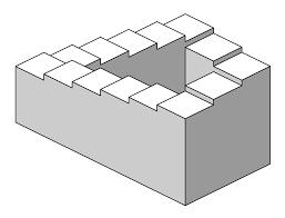 「潘洛斯階梯(Penrose stairs」的圖片搜尋結果