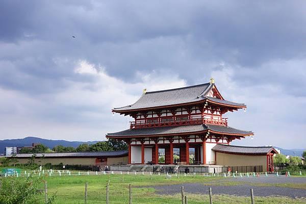 平城京 奈良