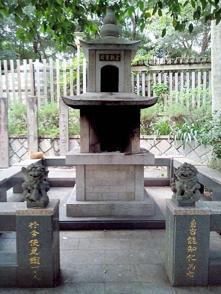 180-1-宮廟的倉頡聖蹟亭-劉怡君