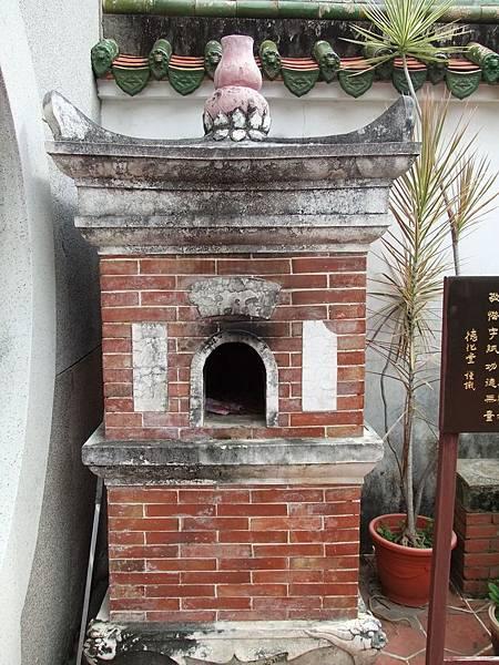 180-3-齋堂的惜字亭-劉怡君