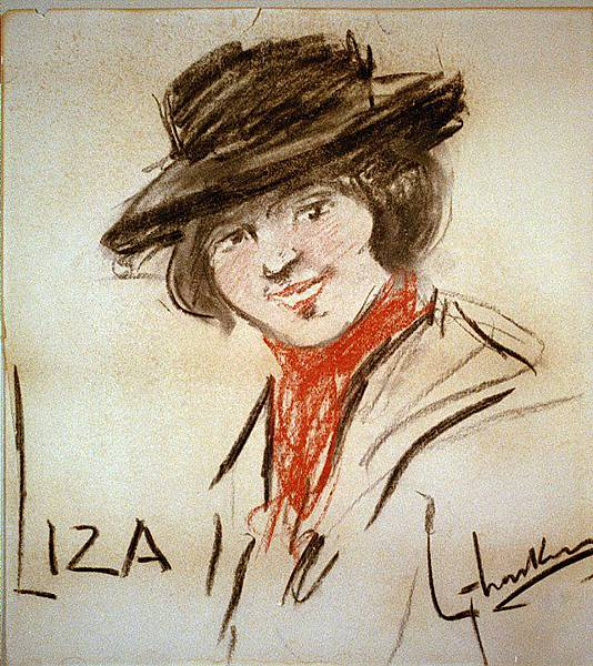 640px-Eliza_Doolittle_by_George_Luks_1908