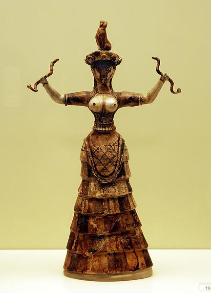 432px-Snake_Goddess_-_Heraklion_Achaeological_Museum_retouched