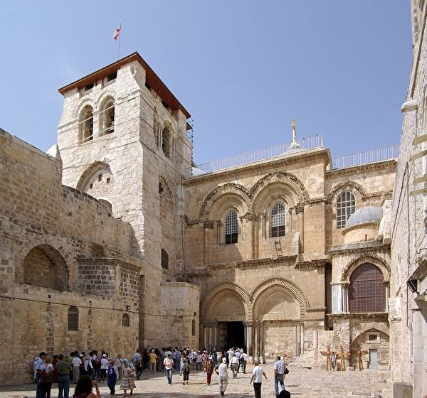 Jerusalem-Church-of-the-Holy-Sepulchre-600x560
