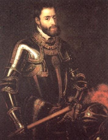 Charles-V-Holy-Roman-Emperor