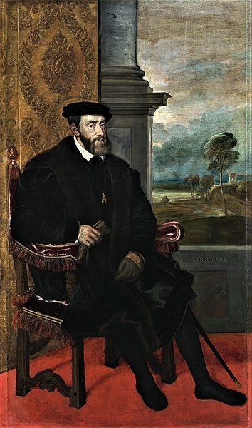 354px-Titian_-_Portrait_of_Charles_V_Seated_-_WGA22964