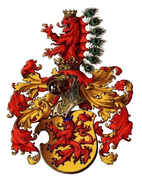 467px-Familienwappen_Habsburg-Stroehl