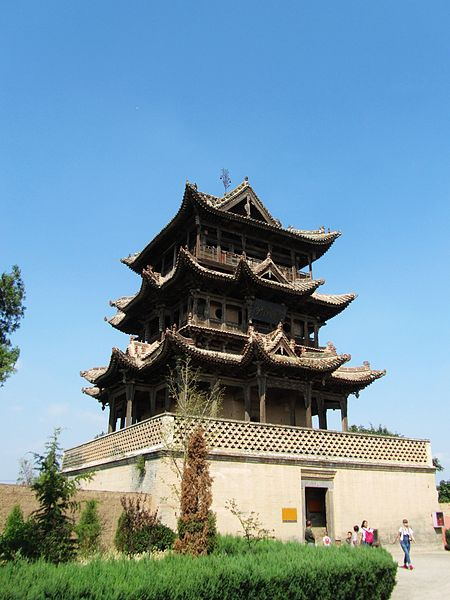 450px-Qiufeng_Tower_in_Wanrong_Houtu_Temple_03_2013-09