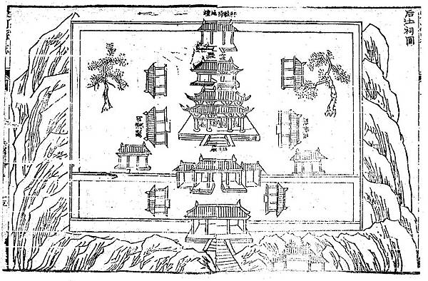 Wanrong_Houtu_Temple_in_1881
