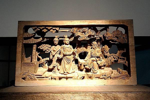800px-藝師館內的「孔明安居平五路」木雕