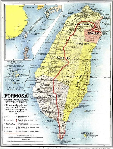 456px-Map_of_Taiwan_1901