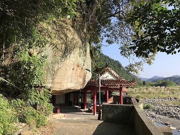 西村石爺廟