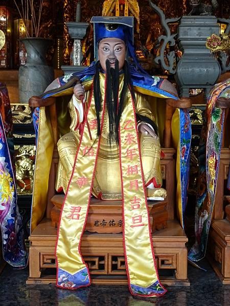 P35孚佑帝君-2臺南市安南區鹿耳門聖母廟(陳美華攝)DSC05625(1)