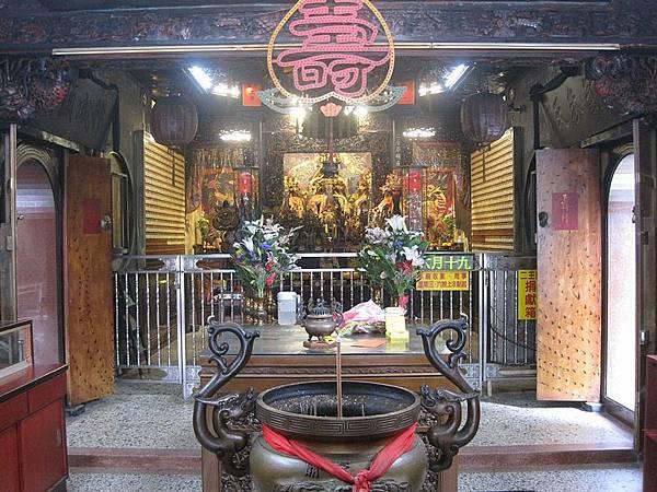 永康二王廟正殿