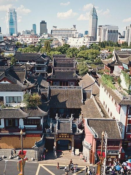 450px-城隍庙·上海南市
