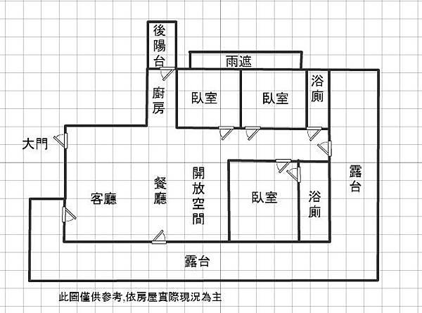 百年流域露台戶B棟-2樓.JPG