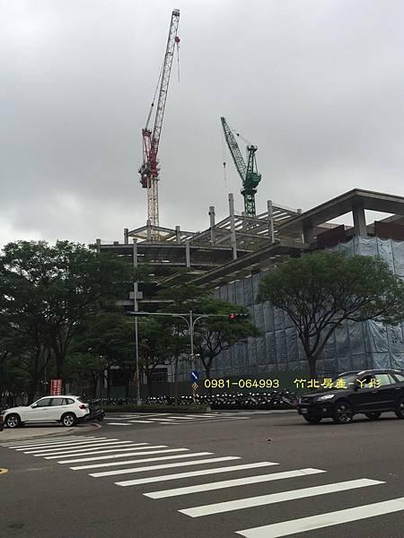 新竹竹北高鐵-暐順經貿大樓