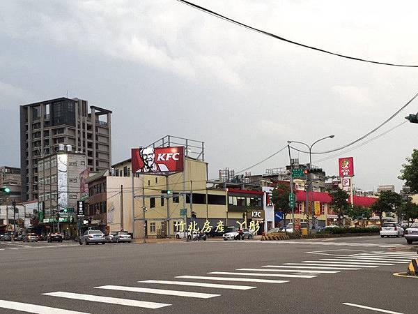【竹北高鐵】KFC、寶雅