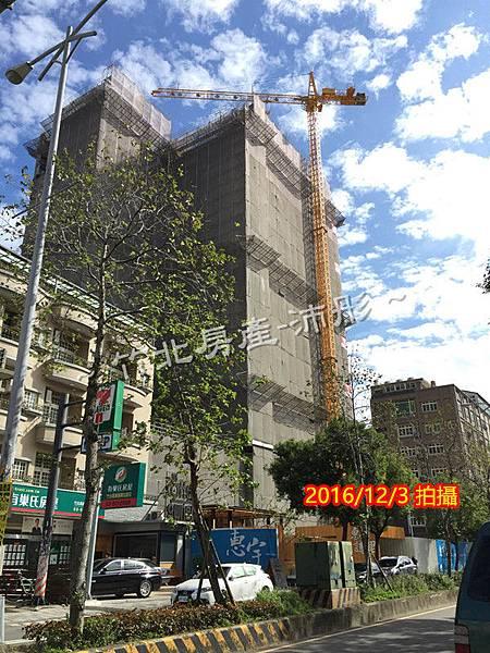 竹北【高鐵特區】惠宇-謙里 工程進度