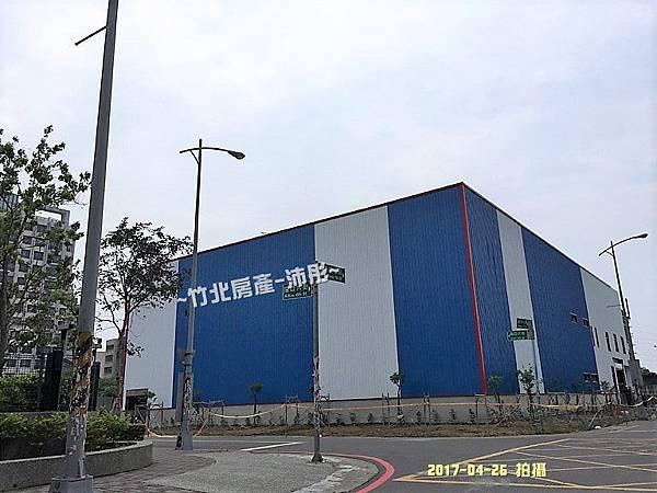 【竹北高鐵】東興國小旁 羽球館{新開幕}
