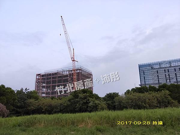 竹北生醫園區-工程進度