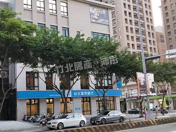 竹北高鐵 富邦銀行