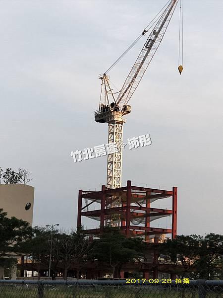 竹北高鐵-華邦大樓