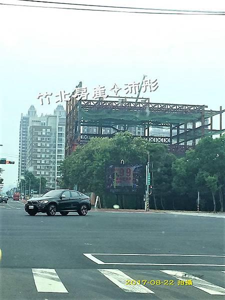 【竹北國民運動中心】工程進度
