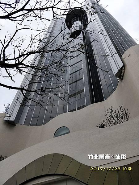 竹北暐順經貿大樓-開幕