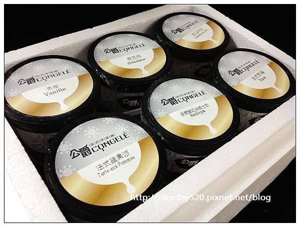 Congele公爵法式手工冰淇淋