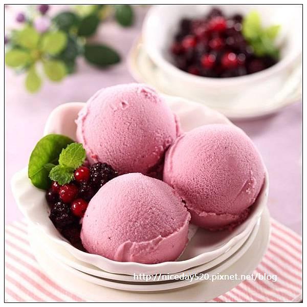 Congele公爵法式手工冰淇淋|法式野莓
