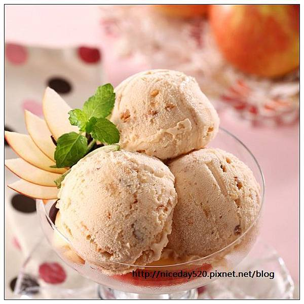 Congele公爵法式手工冰淇淋|法式蘋果派
