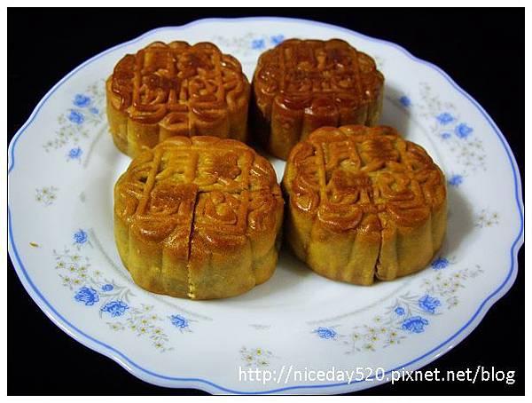 香港美心吟月禮盒(台灣限定款)