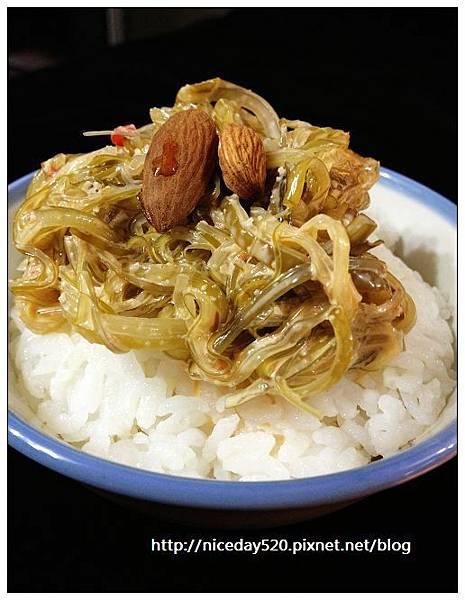 益康美食|黃金海帶絲拌飯