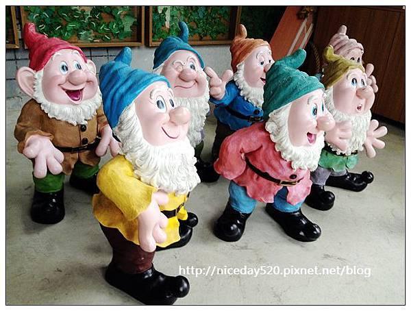 好吃好玩|童話村有機渡假農場