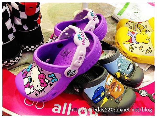 卡駱馳2012秋冬鞋款發表會