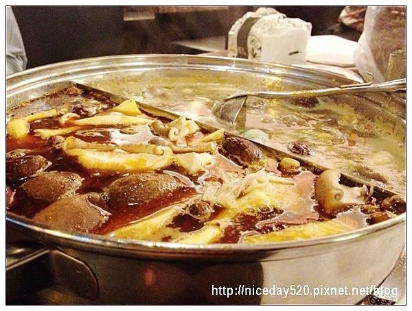 鮮 高級蒙古養生鍋