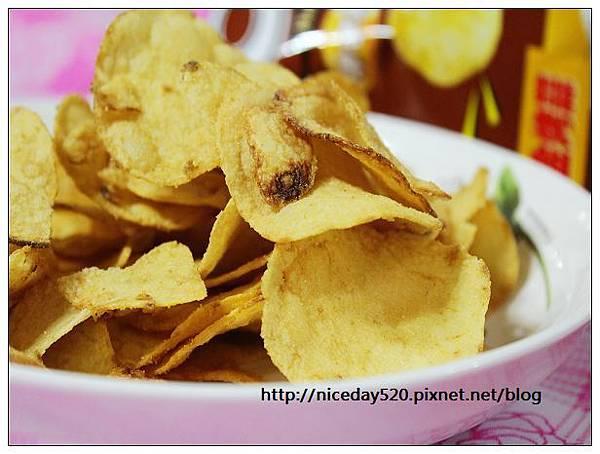 卡迪那洋芋片(黃金烤蒜)