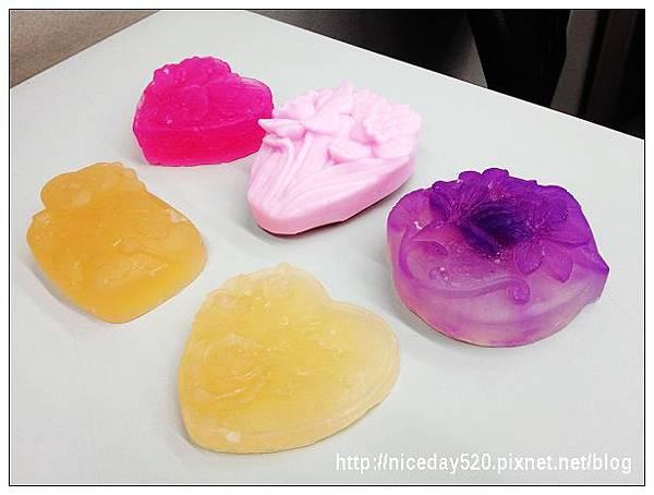 手工皂DIY|藝術精油皂