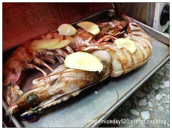 尋鮮本舖 31CM野生超大明蝦