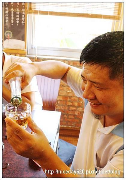 石圍牆酒庄 道地客家美食